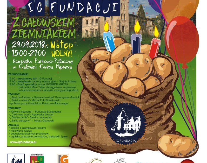 Trzecie urodziny IG Fundacji