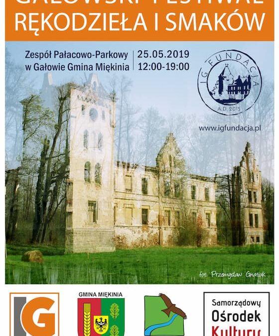 Gałowski Festiwal Rękodzieła i Smaków